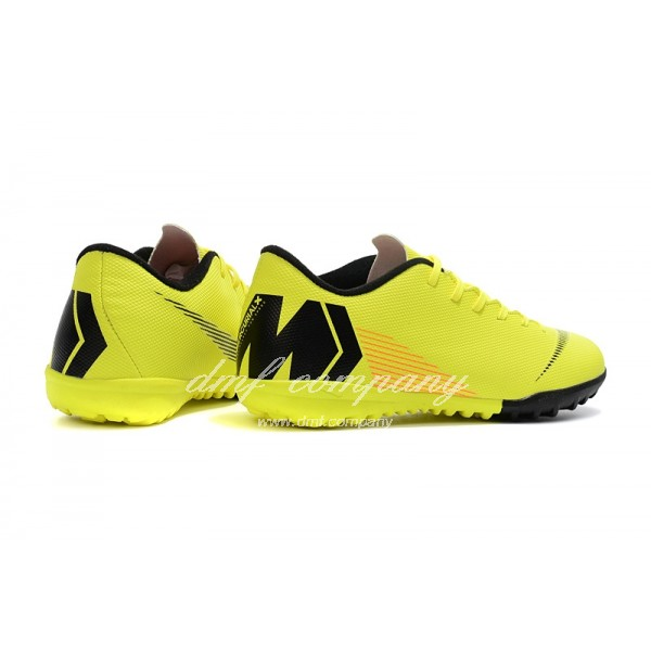 NIKE VAPORX 12CLUB TF Men Fluorescent Yellow