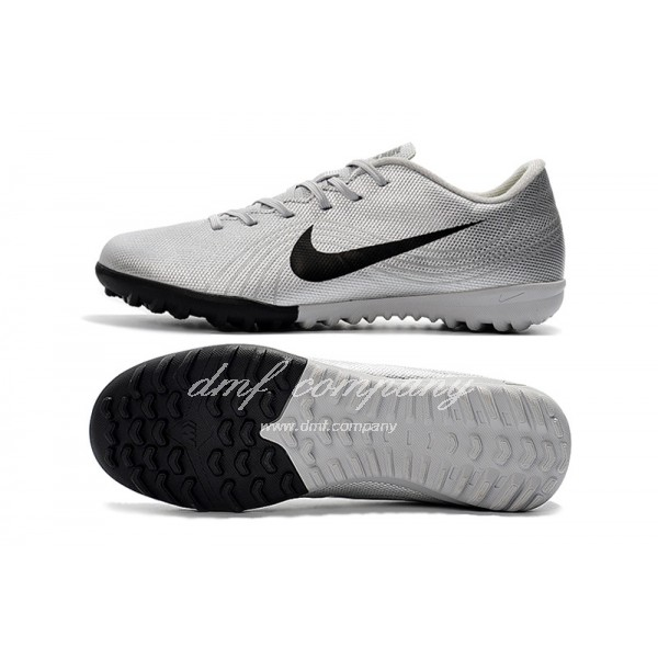 NIKE VAPORX 12CLUB TF Men Silver