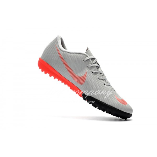 NIKE VAPORX 12CLUB TF Men Grey/Orange