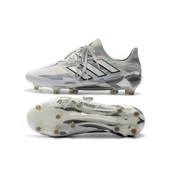 Adidas X Tango 17+Purespeed TF Men's White And Grey Srtip