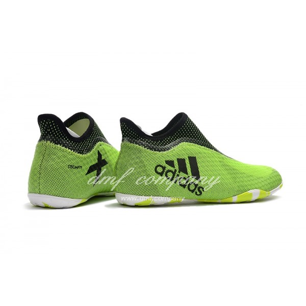 Adidas X Tango 17+Purespeed IC Men's Green And Black