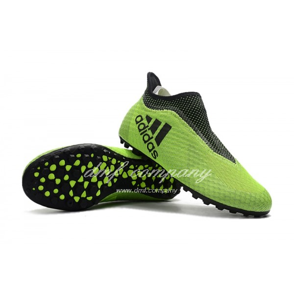 Adidas X Tango 17+Purespeed TF Green And Black