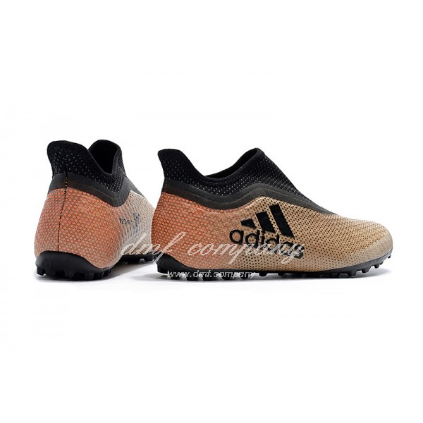 Adidas X Tango 17+Purespeed TF Brown And Black