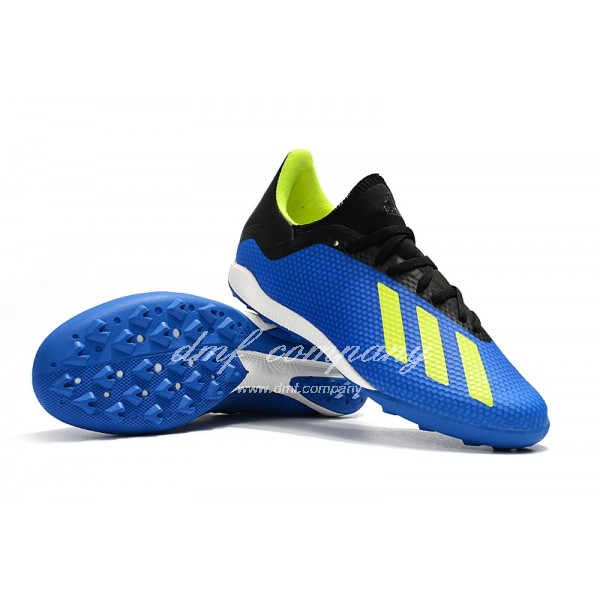 Adidas X Tango 18.3 TF Men's Blue Black And Yellow