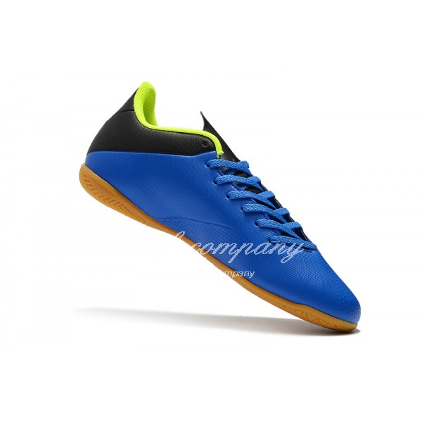 Adidas X Tango 18.4 IC Men's Blue Green And Black
