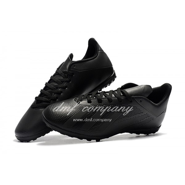 Adidas X Tango 18.4 TF Men's All Black