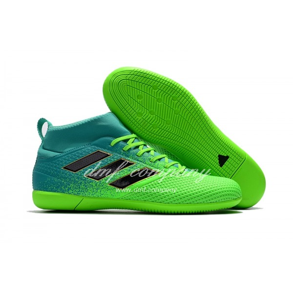 Adidas Ace 17.3 Primemesh IC Men's Green And Black