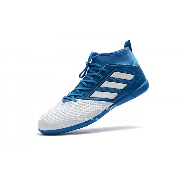 Adidas Ace 17.3 Primemesh IC Men's Sky Blue And White