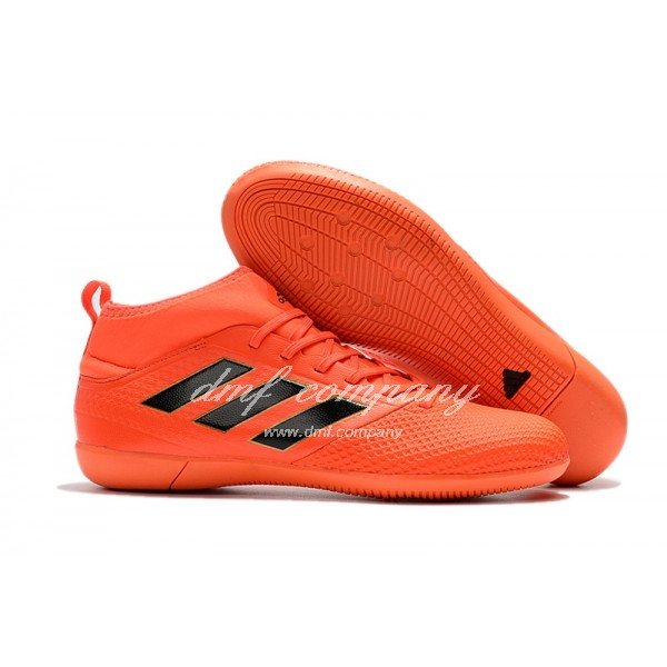 Adidas Ace 17.3 Primemesh IC Men's Orange And Black