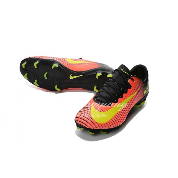 Nike Mercurial Vapor XI Men Orange/Yellow FG