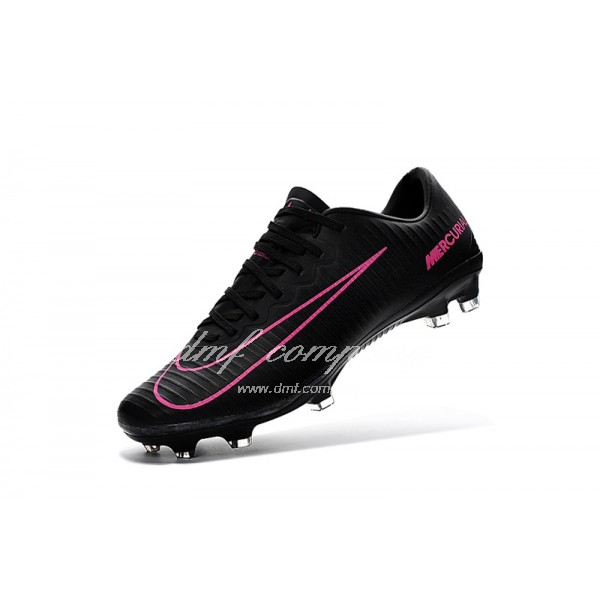 Nike Mercurial Vapor XI Men Black/Red FG
