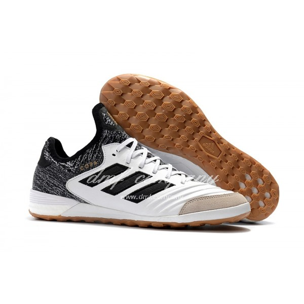 Adidas Copa Tango 18.1 IN Men's White And  Black