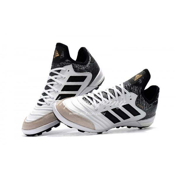 Adidas Copa Tango 18.1 TF Men's White And Black