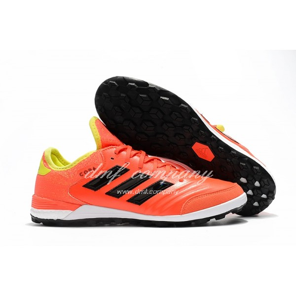 Adidas Copa Tango 18.1 TF Men's Orange Black And Yellow