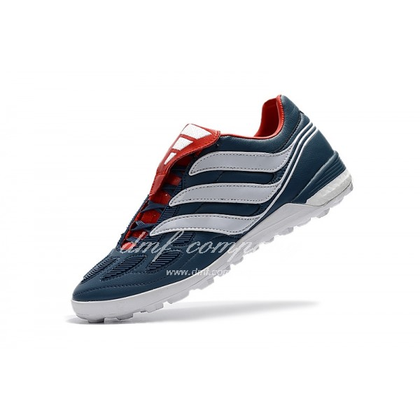 adidas Predator Precision TF 5 Men Dark Blue/Red