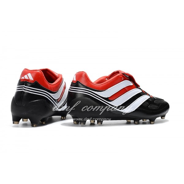adidas Predator Precision Men Black/Red FG