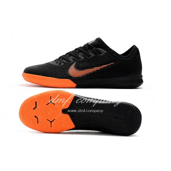 Nike Mercurial VaporX VII Pro Men/Women Black/Orange IC