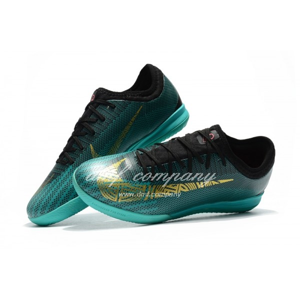 Nike Mercurial VaporX VII Pro IC Men Black/Blue