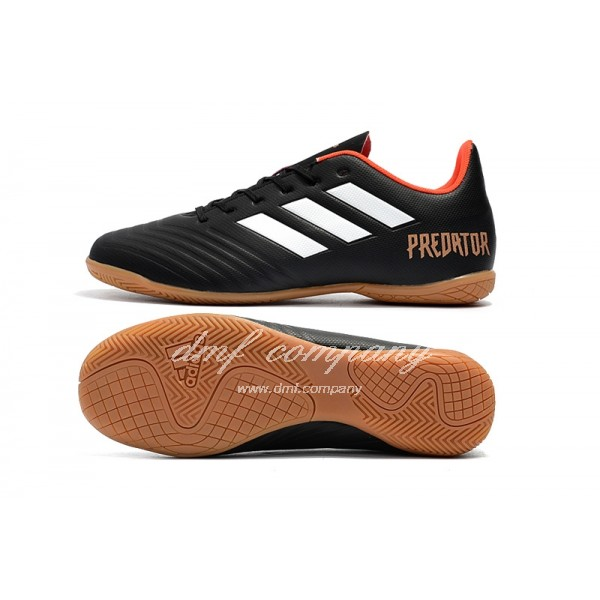 Adidas Predator Tango 18.4 IN Men's Black And White