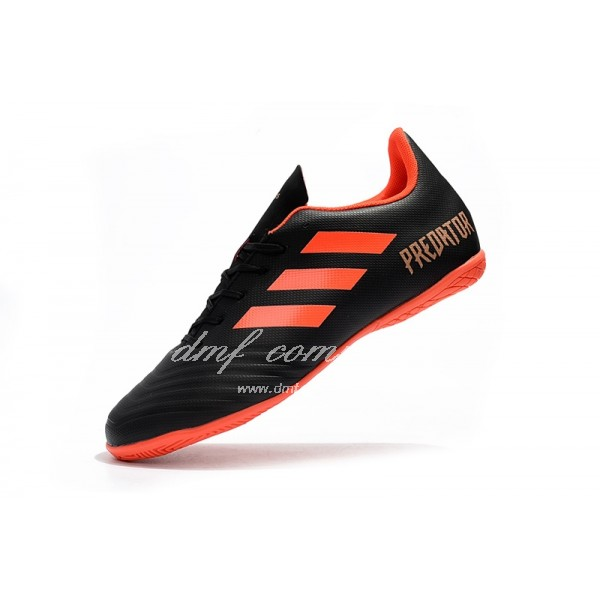 Adidas Predator Tango 18.4 IN Men's Black And Red