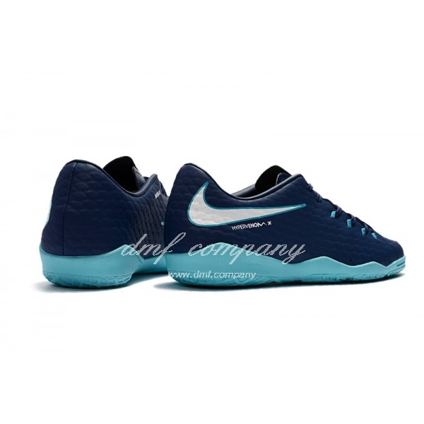 Nike Hypervenom Phantom Premium Men Dark Blue IC