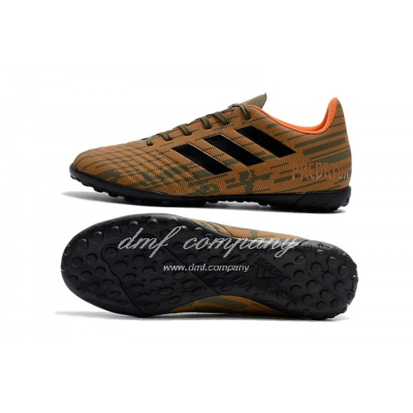 Adidas Predator Tango 18.4 TF Men's Brown And Black