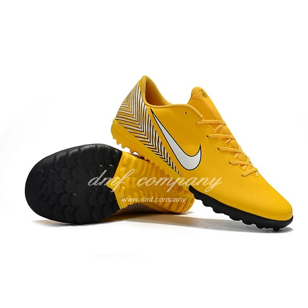 Nike Mercurial VaporX XII Academy Men Yellow/Black TF