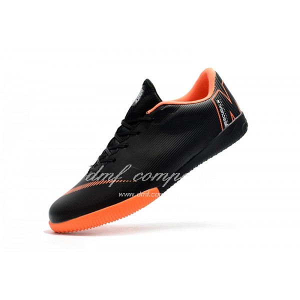 Nike Mercurial VaporX XII Academy IC Men Black/Orange
