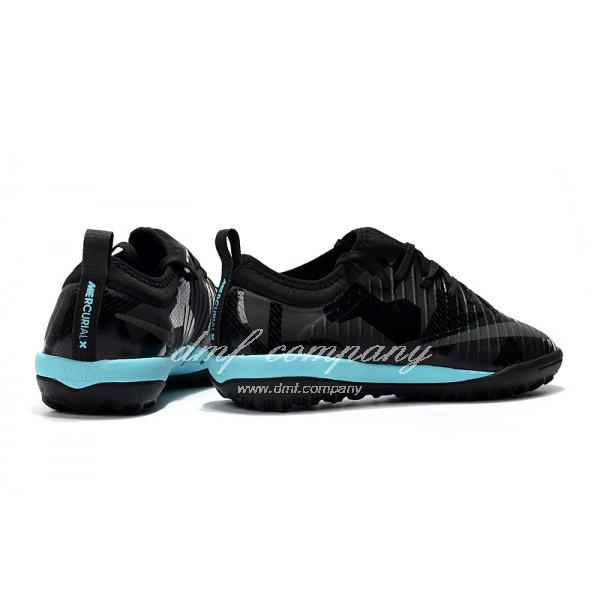 Nike Mercurial Finale II Men Black/Blue TF