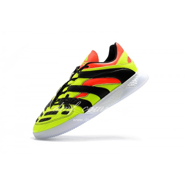 PREDATOR ACCELERATOR Men Green/Orange TR