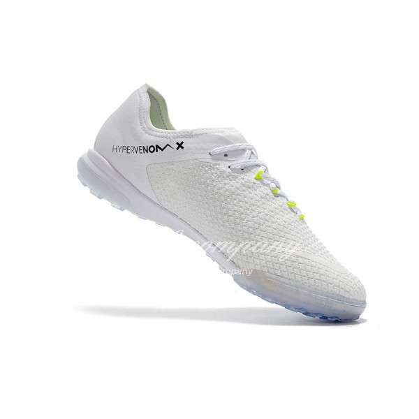 NIke Hypervenom PhantomX III PRO Men White TF