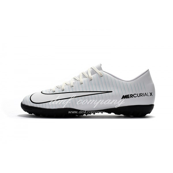 NIke Mercurical Victory VI  Men/Women White TF