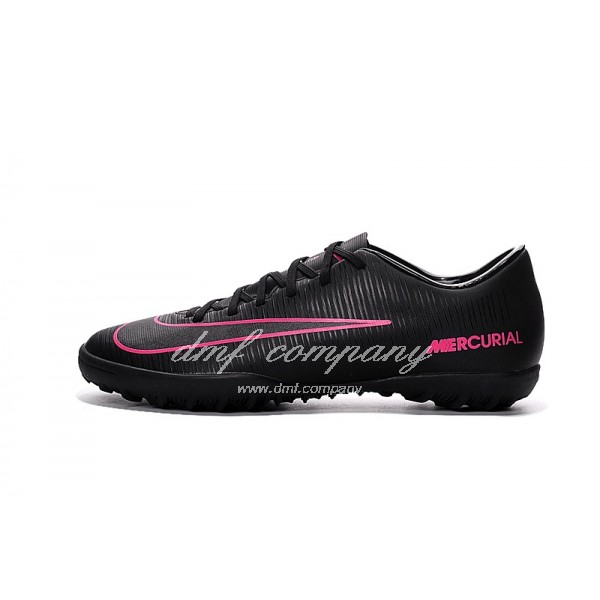 NIke Mercurical Victory VI  Men/Women Black TF