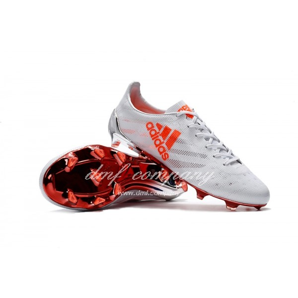 Adidas Men's X 16 Limited Edition 99 Gram FG White And Orange