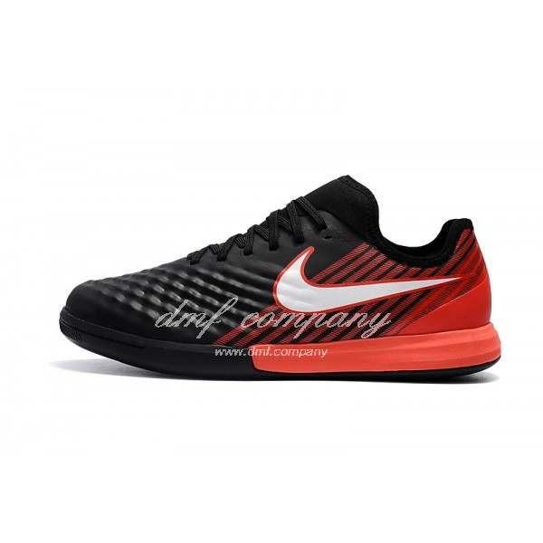 Nike MagistaX Finale II Men Black/Red IC