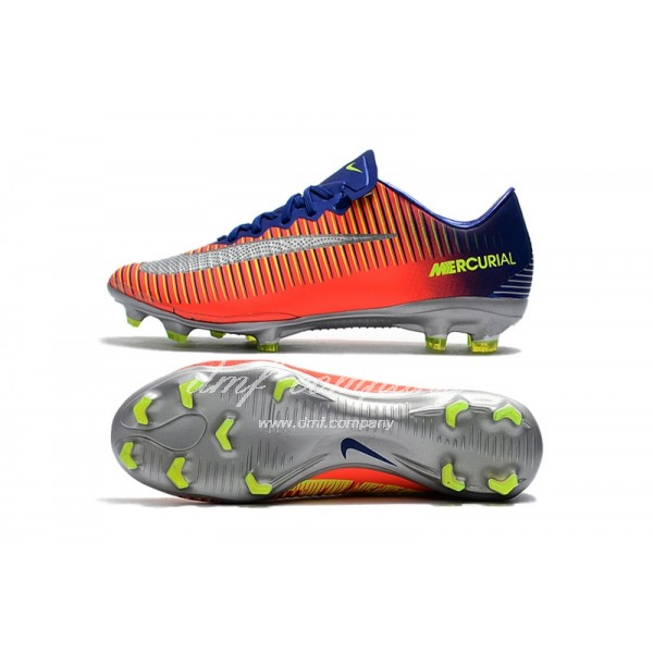 Nike Mercurial Vapor XI Men Orange/Blue FG