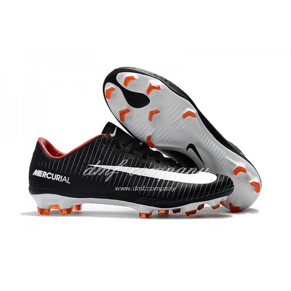 Nike Mercurial Vapor XI Men  Black/White FG