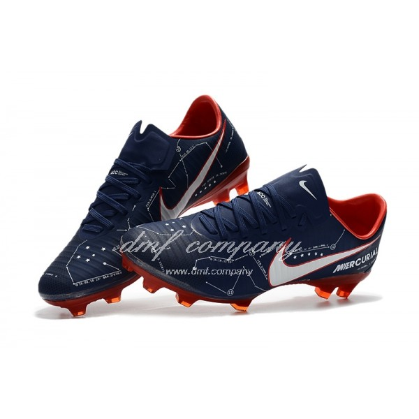 Nike Mercurial Vapor XI Men Blue/Red FG