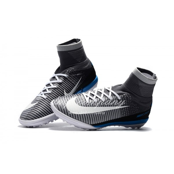 Nike MercurialX Proximo II TF Men Grey/Blue