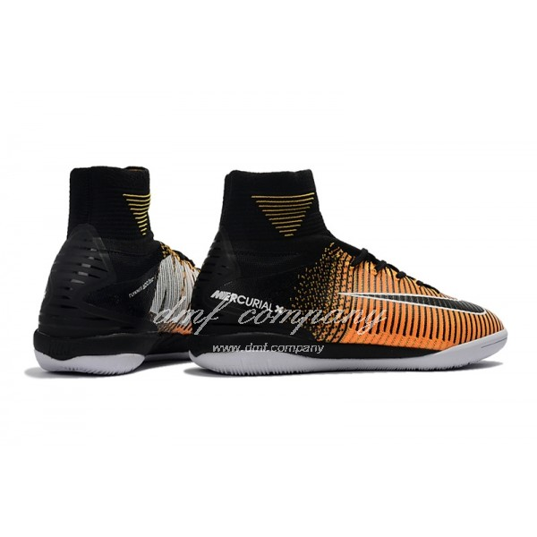 Nike MercurialX Proximo II DF IC Men Orange/Black