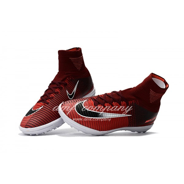 Nike Mercurial Proximo II TF Men Dark Red
