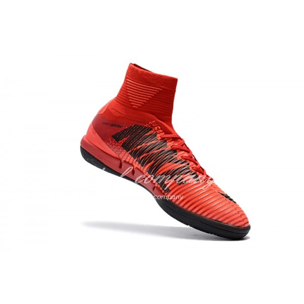 NIke Mercurial Superfly V IC Men Red/Black