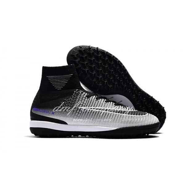 Nike MercurialX Proximo II TF Men Grey/Black