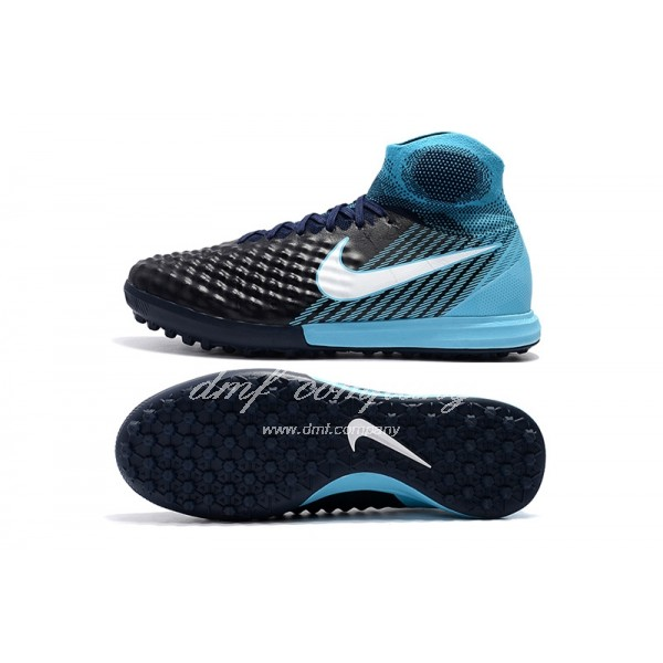 Nike Men's MagistaX Proximo II Blue And Black