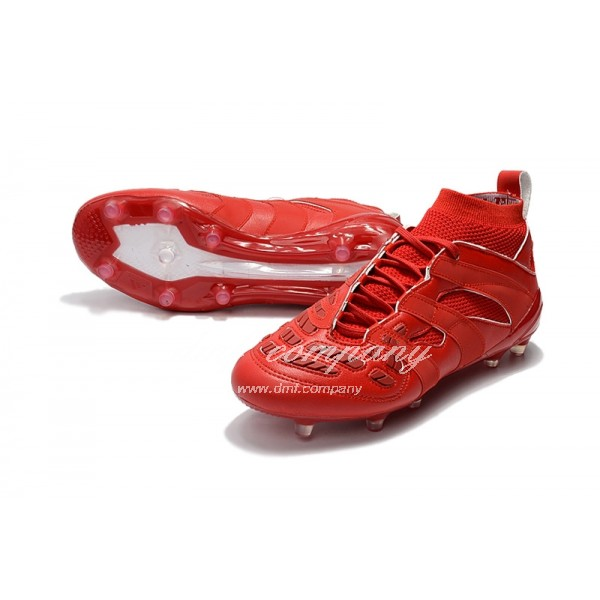 adidas Predator Accelerator DB FG Men Red