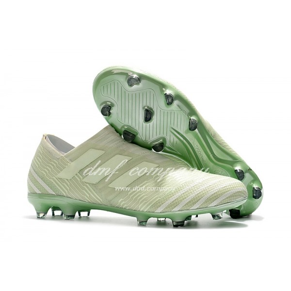 TPU adidas Nemeziz 17+ 360 Agility FG Men Light Green