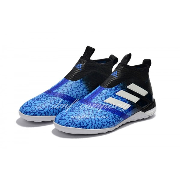 adidas ACE Tango 17+ Purecontrol IN Men Black/Blue