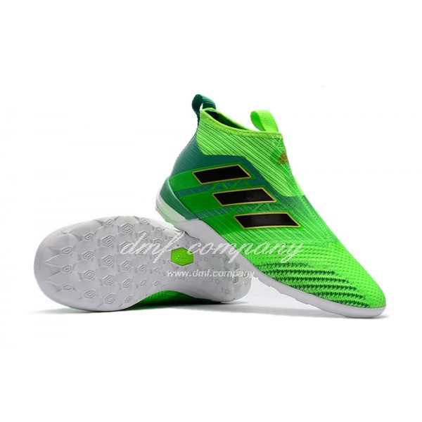 adidas ACE Tango 17+ Purecontrol IN Men Fluorescent Green
