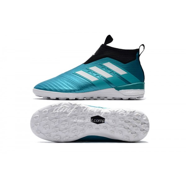 adidas ACE Tango 17+ Purecontrol TF Women/Men Blue