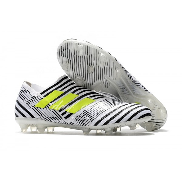 adidas Nemeziz 17+ 360 Agility FG Men White/Black